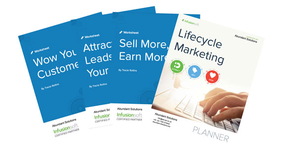 Sell More With Lifecycle Marketing